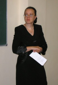 на конференции 2011